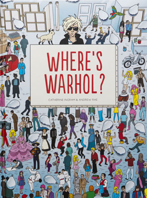 Where's Warhol? - Product Thumbnail