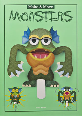 Make and Move: Monsters - Product Thumbnail