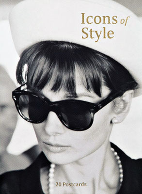 Icons of Style Postcards - Product Thumbnail