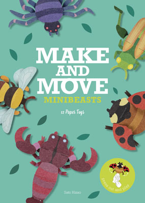 Make and Move: Minibeasts - Product Thumbnail