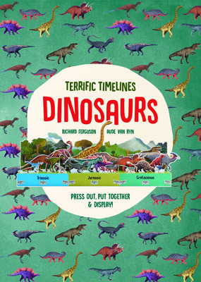 Terrific Timelines: Dinosaurs - Product Thumbnail