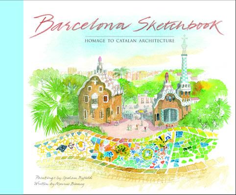 Barcelona Sketchbook - Product Thumbnail