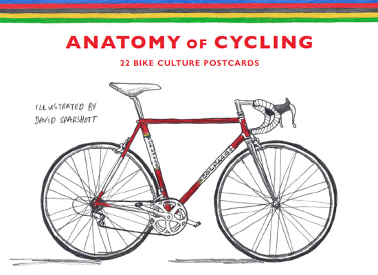 The Anatomy of Cycling - Product Thumbnail