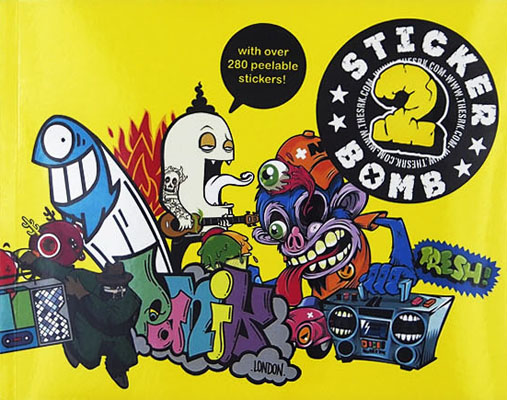 Stickerbomb 2 - Product Thumbnail