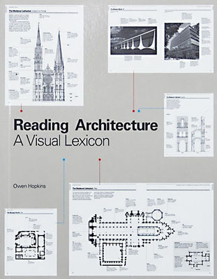 Reading Architecture: A Visual Lexicon - Product Thumbnail