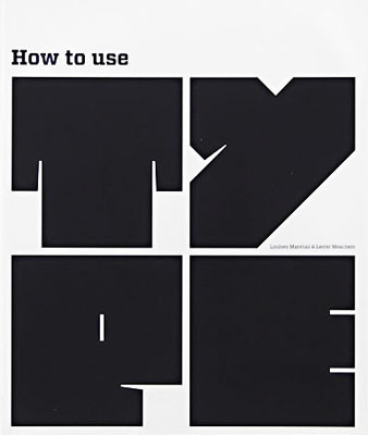 How to Use Type - Product Thumbnail