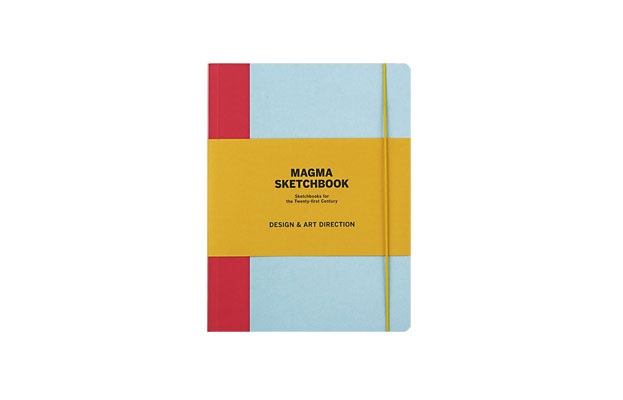 Magma Sketchbook: Design & Art Direction - Product Thumbnail