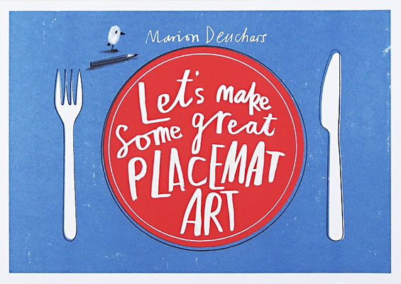 Let's Make Some Great Placemat Art - Product Thumbnail