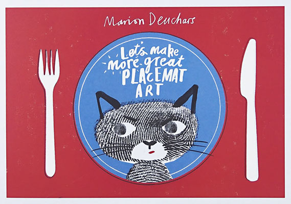 Let's Make More Great Placemat Art - Product Thumbnail