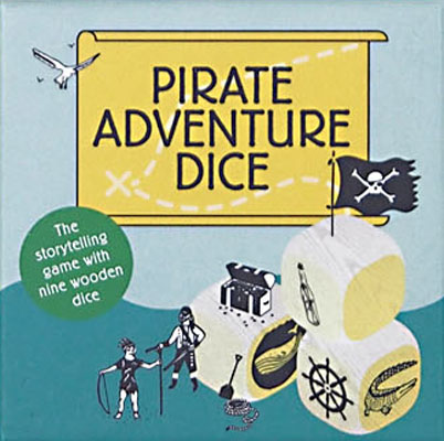 Pirate Adventure Dice - Product Thumbnail