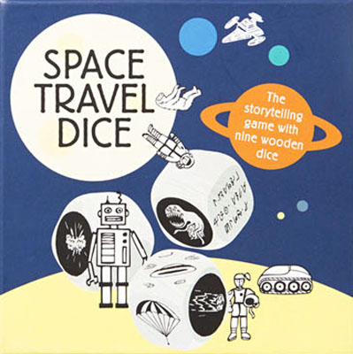 Space Travel Dice - Product Thumbnail