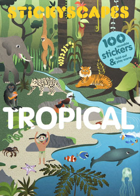 Stickyscapes Tropical - Product Thumbnail