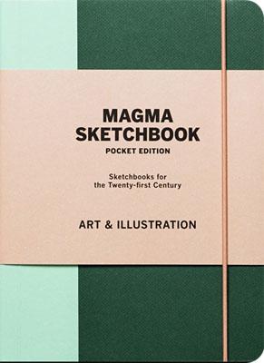 Magma Sketchbook: Art & Illustration - Product Thumbnail