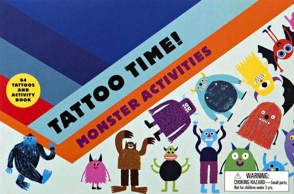 Tattoo Time! - Product Thumbnail