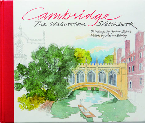 Cambridge: The Watercolour Sketchbook - Product Thumbnail