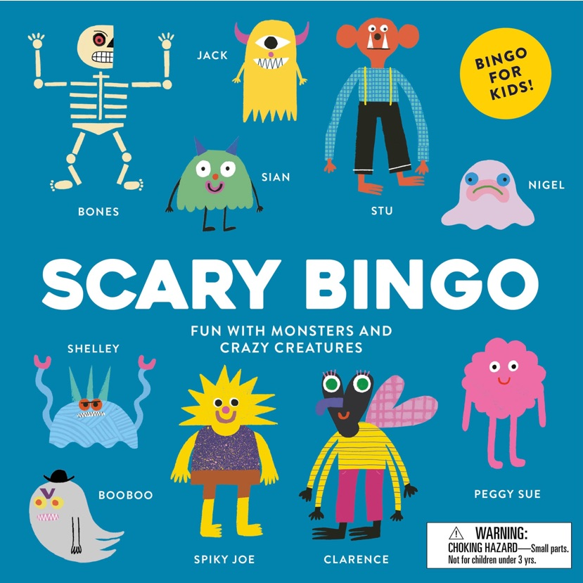 Scary Bingo - Product Thumbnail