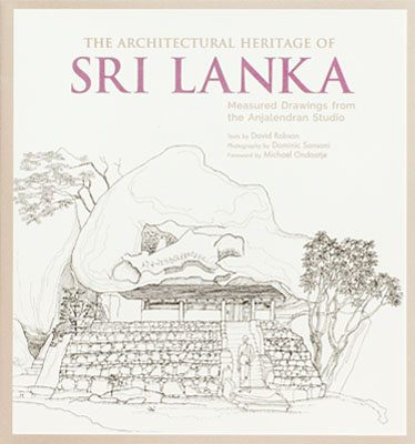 The Architectural Heritage of Sri Lanka - Product Thumbnail