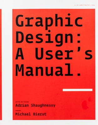 Graphic Design: A User's Manual - Product Thumbnail