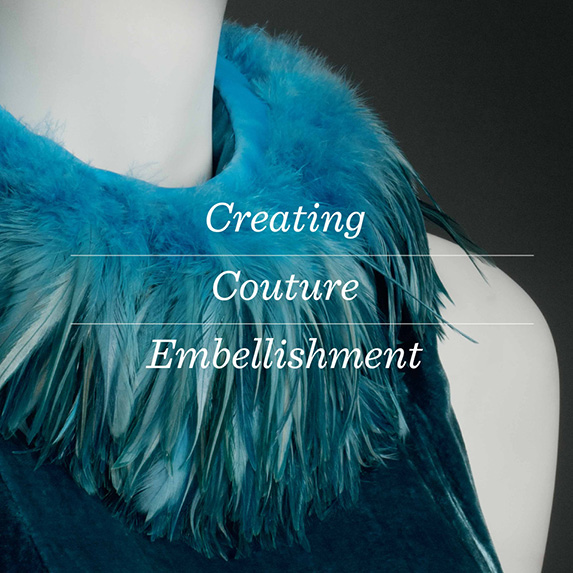 An exclusive from the author of Creating Couture Embellishment