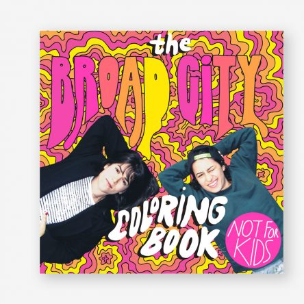 The Broad City Coloring Book