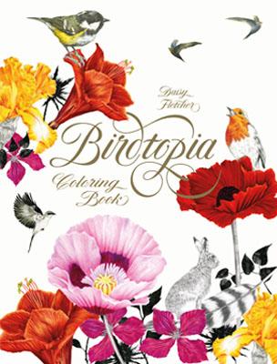 Birdtopia 2018 Coloring Calendar - Product Thumbnail