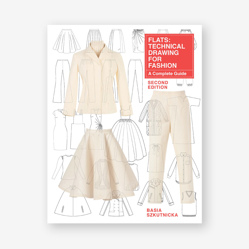 Flats Technical Drawing For Fashion Second Edition Laurence King Us