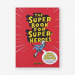 Super Book for Superheroes