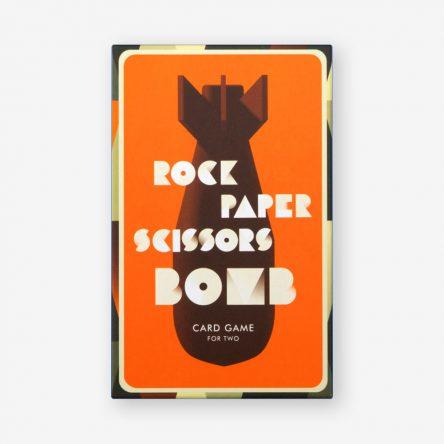 Rock, Paper, Scissors, Bomb