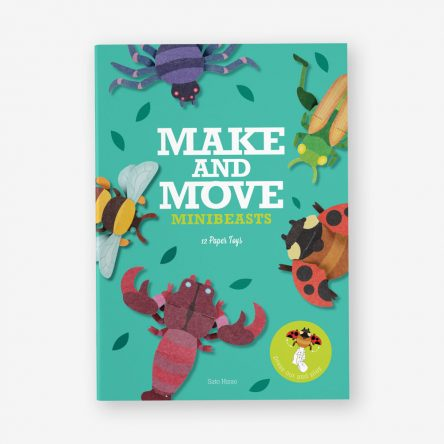 Make and Move: Minibeasts