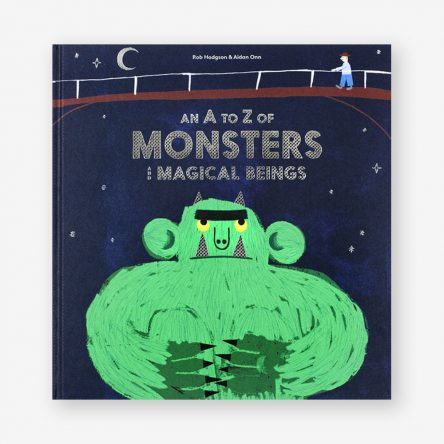 An A to Z of Monsters and Magical Beings