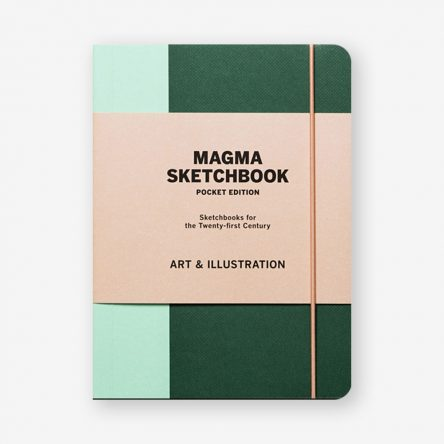 Magma Sketchbook: Art & Illustration