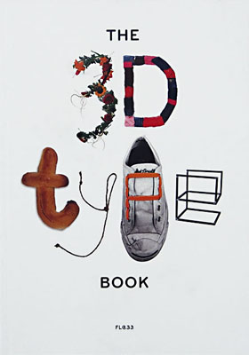 The 3D Type Book - Product Thumbnail