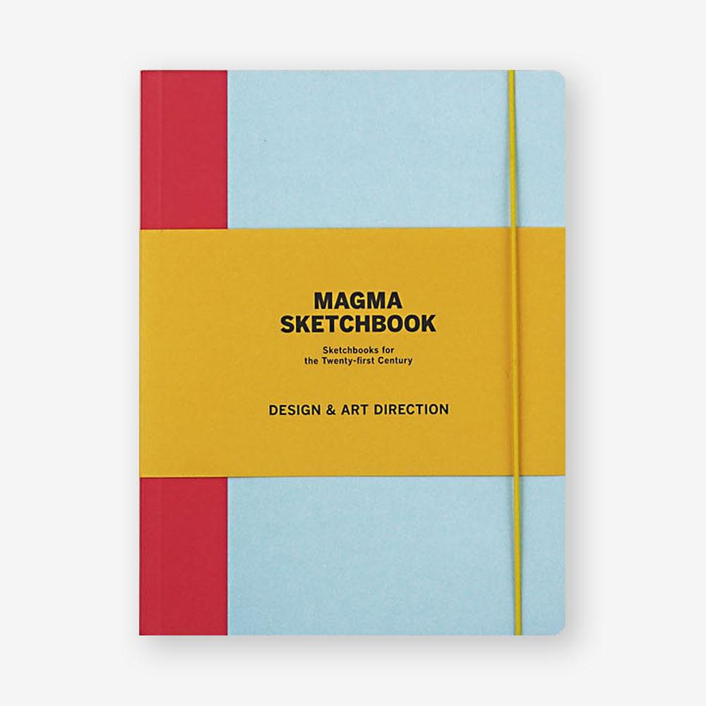 Magma Sketchbook Design Art Direction