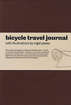 Bicycle Travel Journal - Product Thumbnail