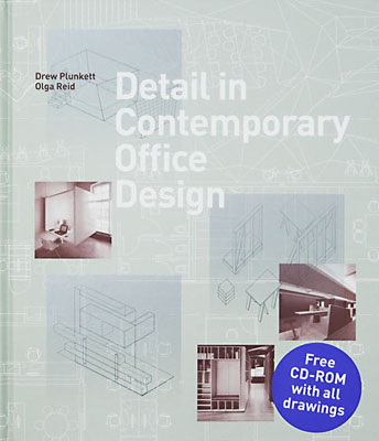 Detail in Contemporary Office Design - Laurence King US