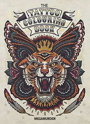 The Tattoo Colouring Book - Product Thumbnail