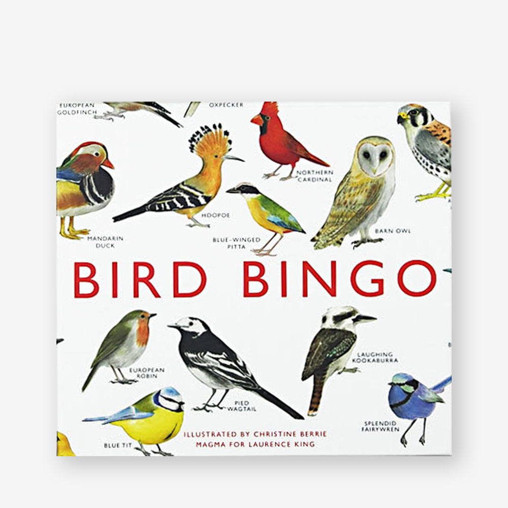 Bird Bingo - Laurence King US