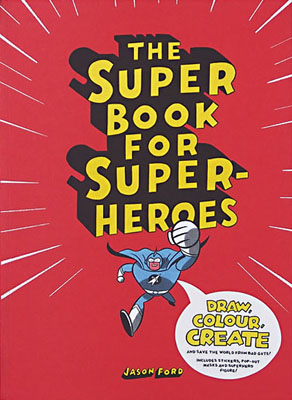 The Super Book for Superheroes - Product Thumbnail