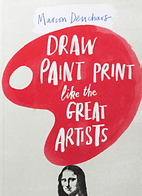 Draw Paint Print like the Great Artists - Product Thumbnail