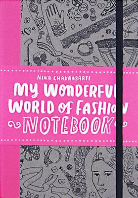 My Wonderful World of Fashion Notebook - Product Thumbnail