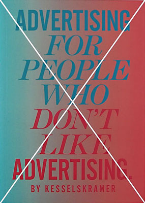 Advertising for People Who Don't Like Advertising - Product Thumbnail