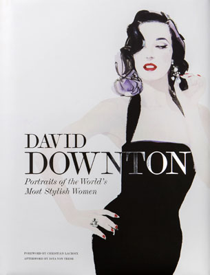 David Downton Portraits of the World's Most Stylish Women - Product Thumbnail
