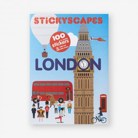 Stickyscapes London