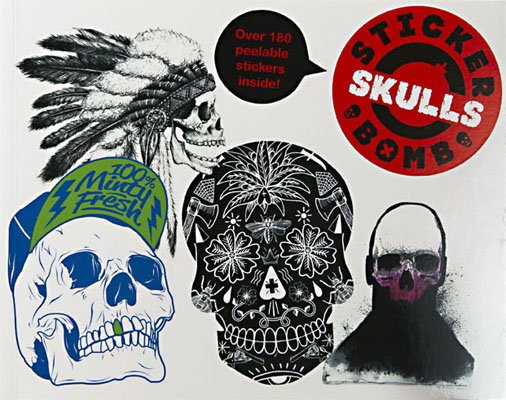 Stickerbomb Skulls - Product Thumbnail