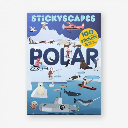 Stickyscapes Polar
