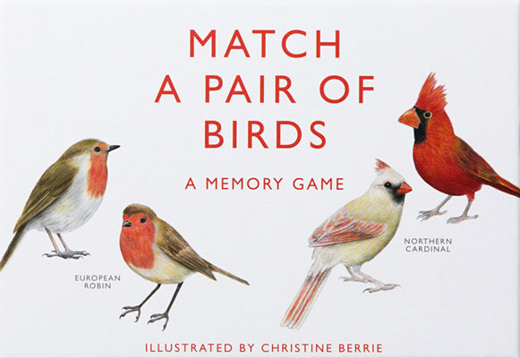 Match a Pair of Birds - Product Thumbnail