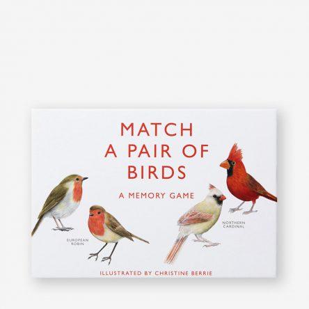Match a Pair of Birds