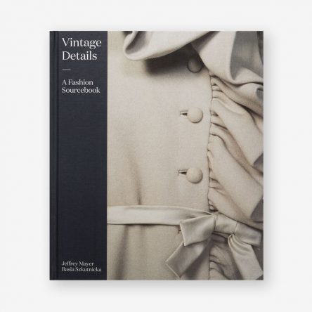Vintage Details: A Fashion Sourcebook