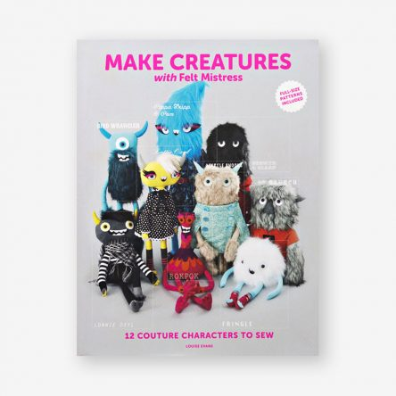 Make Creatures with Felt Mistress