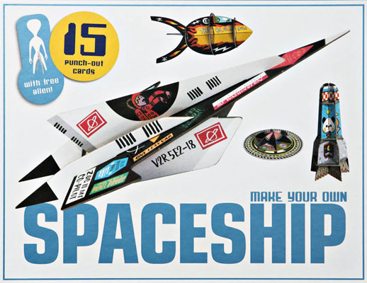 Make Your Own Spaceship - Product Thumbnail